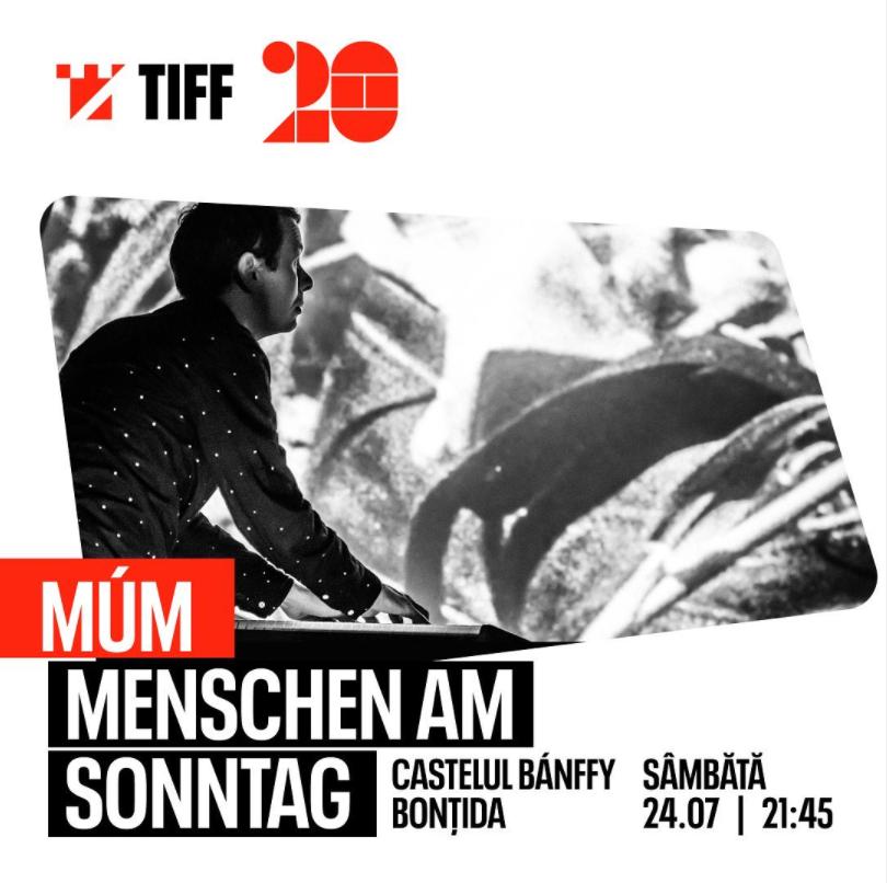 Cine-Concerts at TIFF 2021