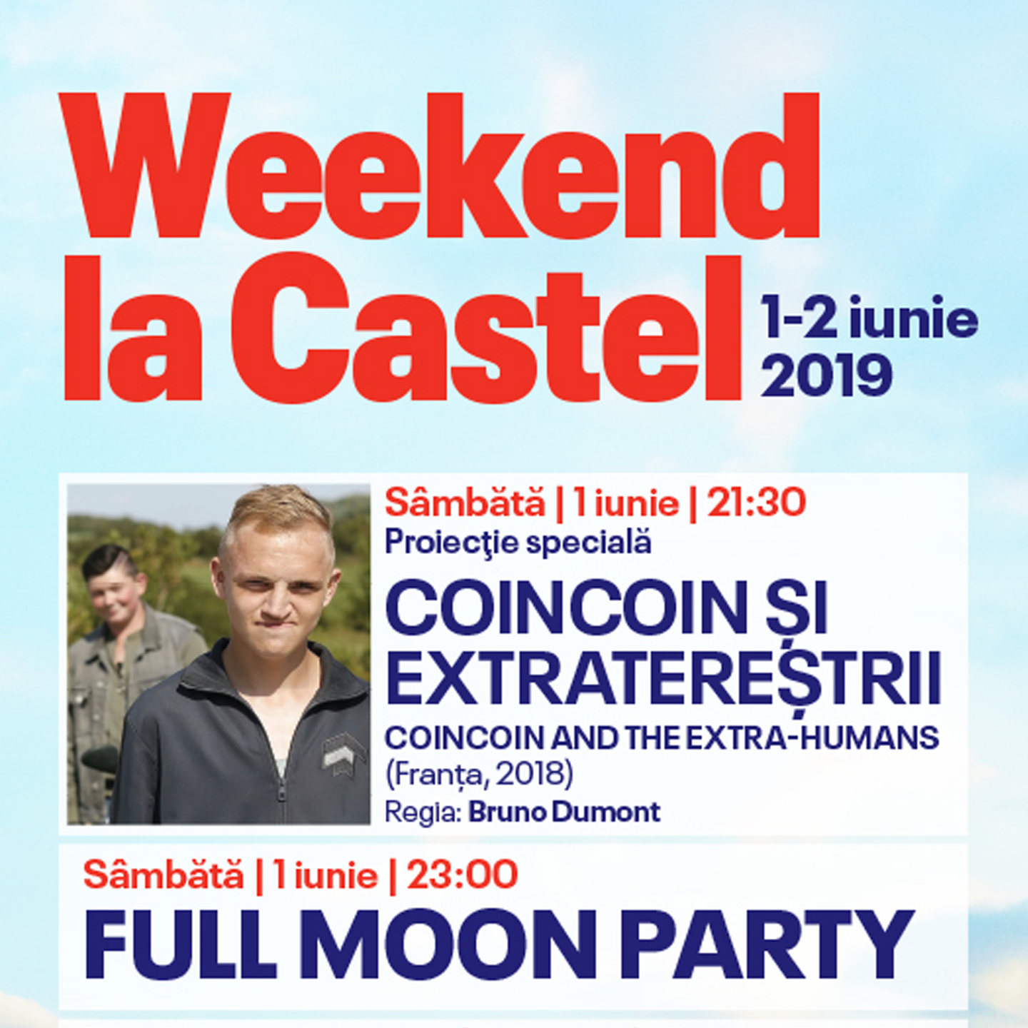 CoinCoin & The Extra-Humans at Weekend at the Castle