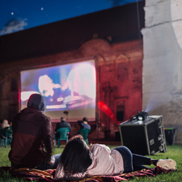 Transilvania IFF 2020 Organization: Open Air Cinemas in over 10 Locations