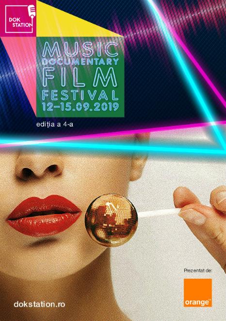 DokStation 4 – ediție disco, între 12-15 septembrie, la București