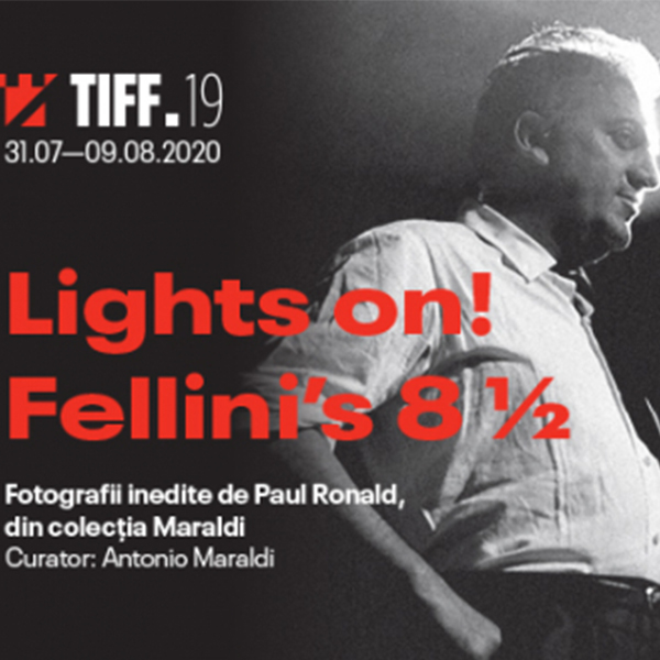 TIFF Exhibitions: Fellini, Pandemic Diary Fairy Tales, Art Deco