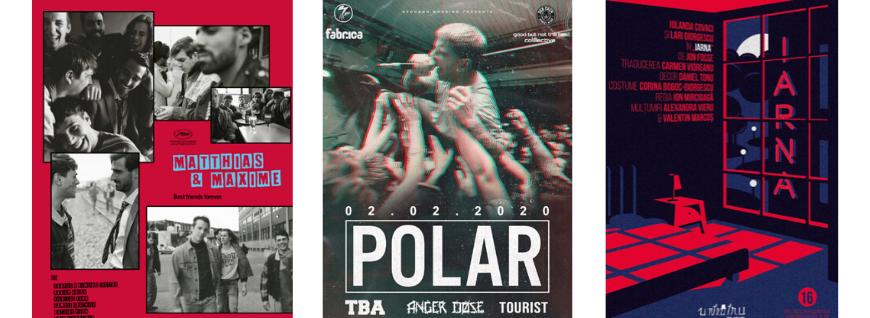 Film, teatru, muzică & Co. [31 ianuarie-2 februarie]