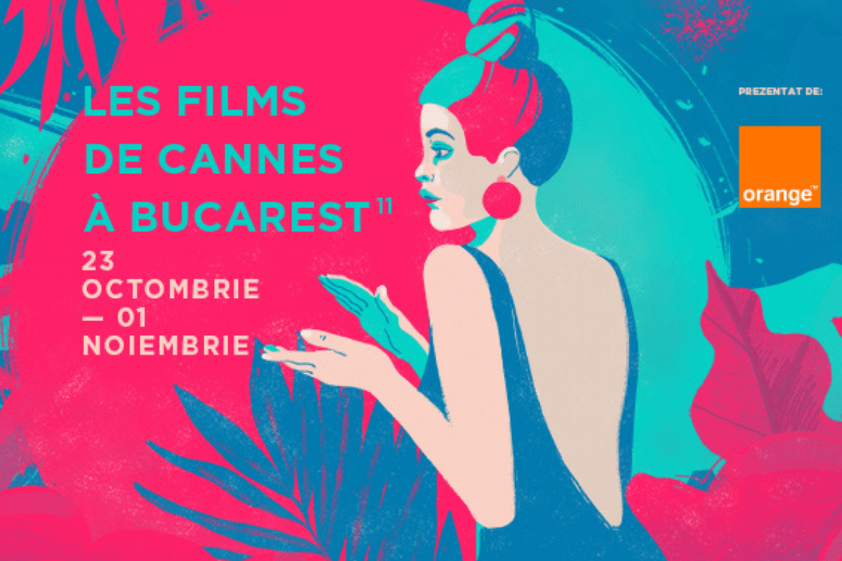 Filme de Thomas Vinterberg și Naomi Kawaseîn deschiderea Les Films de Cannes à Bucarest între 23 octombrie și 1 noiembrie