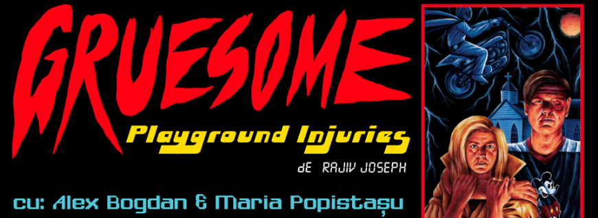 Gruesome Playground Injuries: un spectacol ca o vizită la psiholog