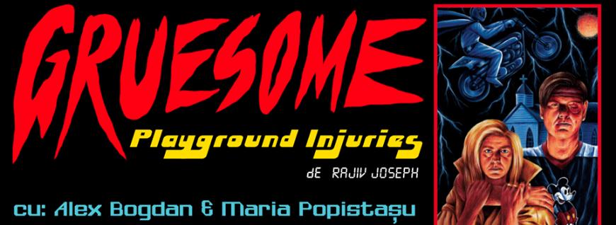 Gruesome Playground Injuries: un spectacol ca o vizită la psiholog