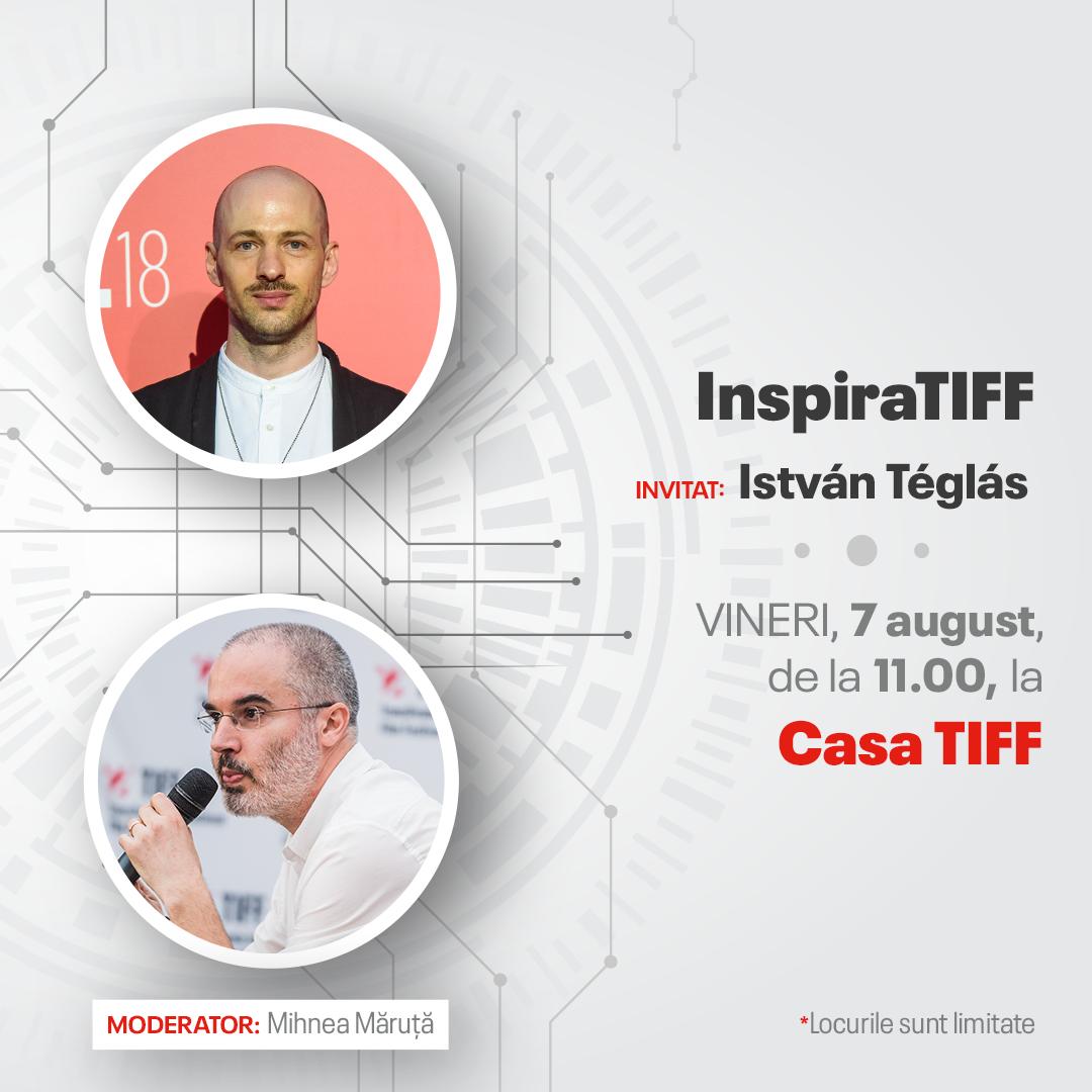 InspiraTIFF with István Téglás