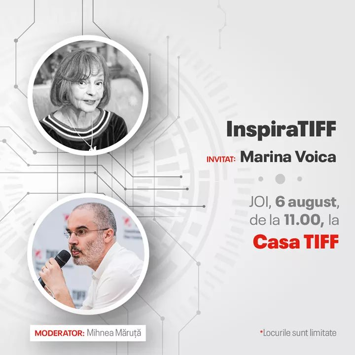 InspiraTIFF with Marina Voica