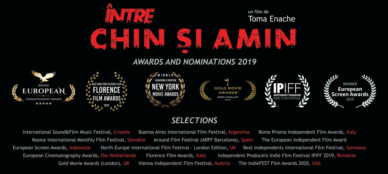 Între chin și amin: Award of Excellence Special Mention Film Feature la The IndieFEST
