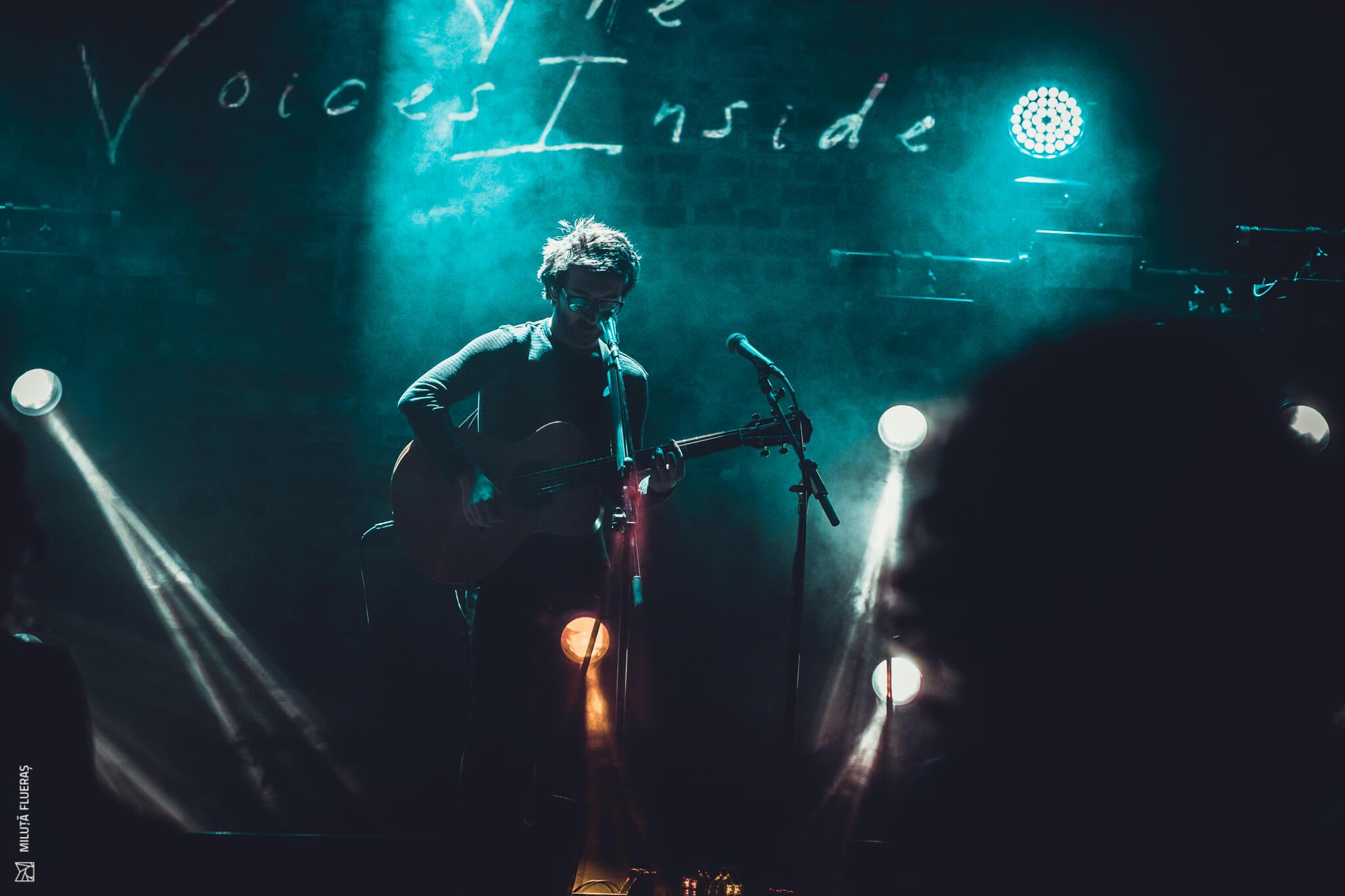 #JurnalDeArtist – Alexu and The Voices Inside: Cred că e cel mai bun timp să facem muzică în continuare. Oamenii au nevoie de ea