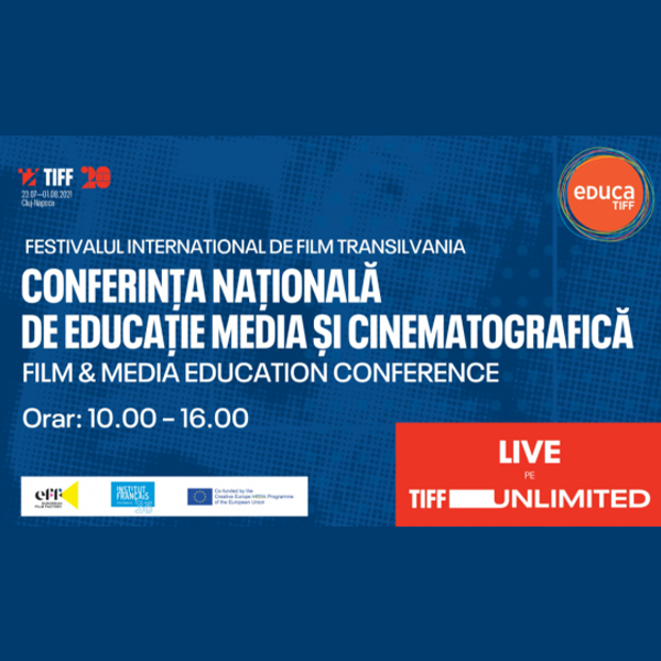 Live on TIFF Unlimited: the National Media and Cinema Education Conference