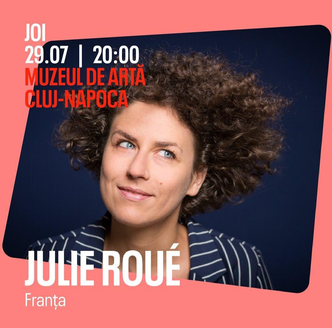 Malombra, live performance by Julie Roué (France)