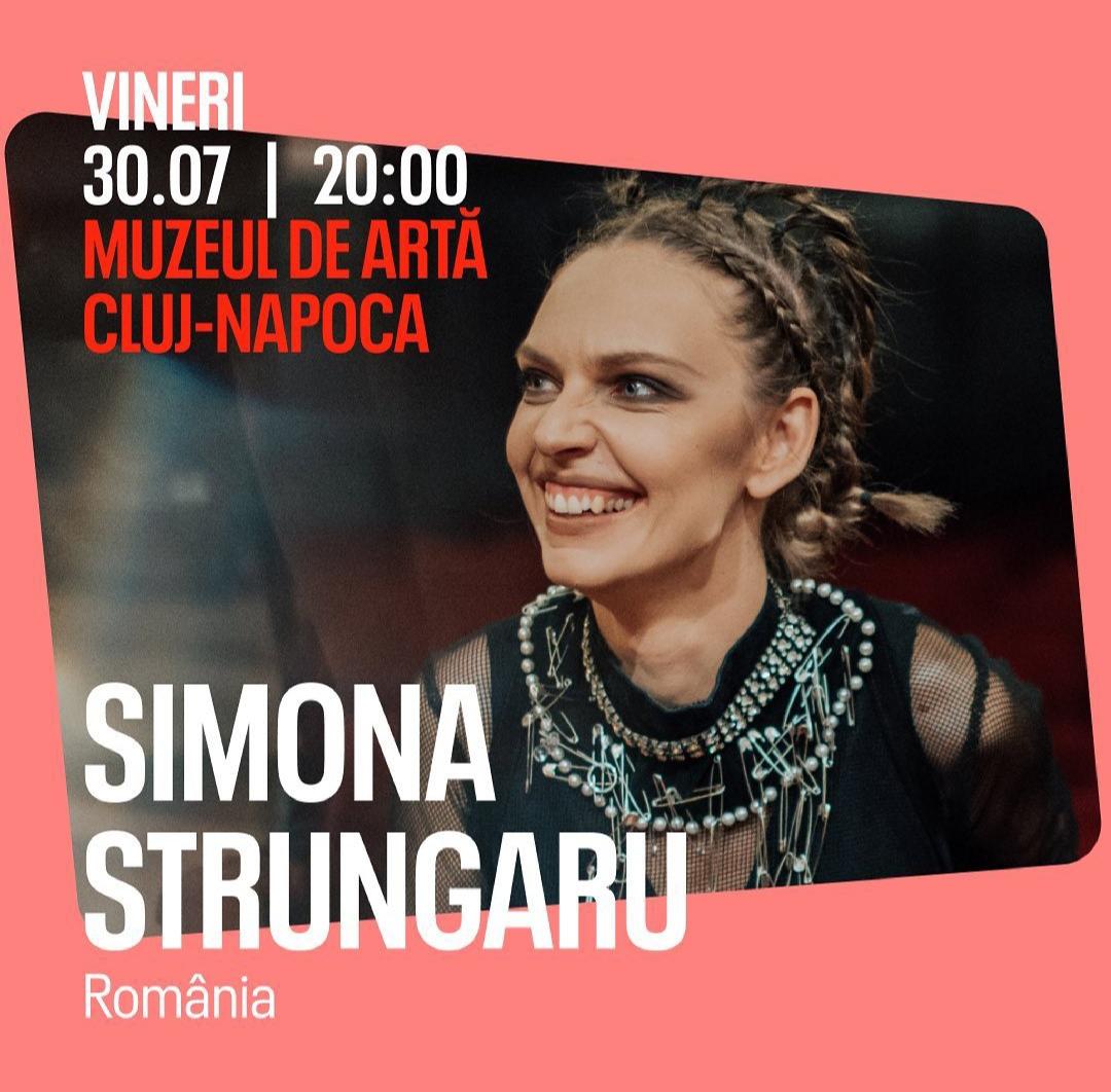 Malombra, live performance by Simona Strungaru