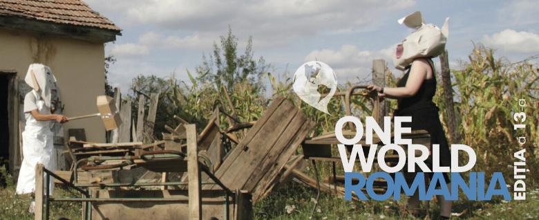 Omul fără identitate - protagonistul One World Romania, ediția a 13-a