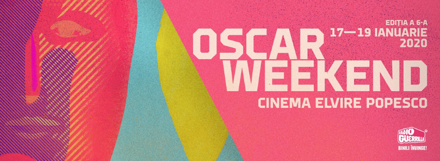 Oscar Weekend 2020 la Cinema Elvire Popesco