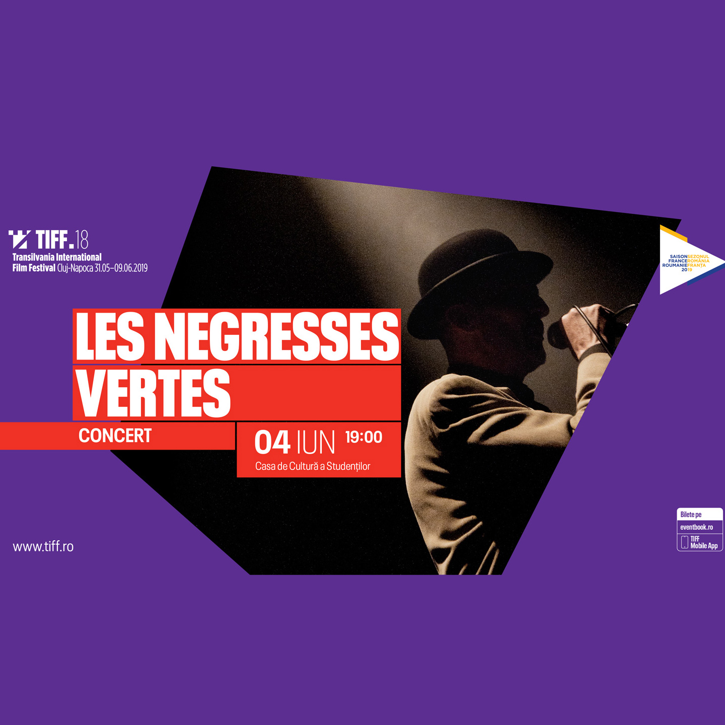 Les Négresses Vertes, live for the first time in Romania