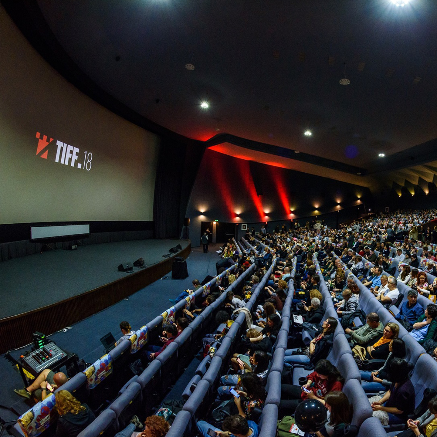 Ovations Rain on World Premiere of TIFF Opener Parking