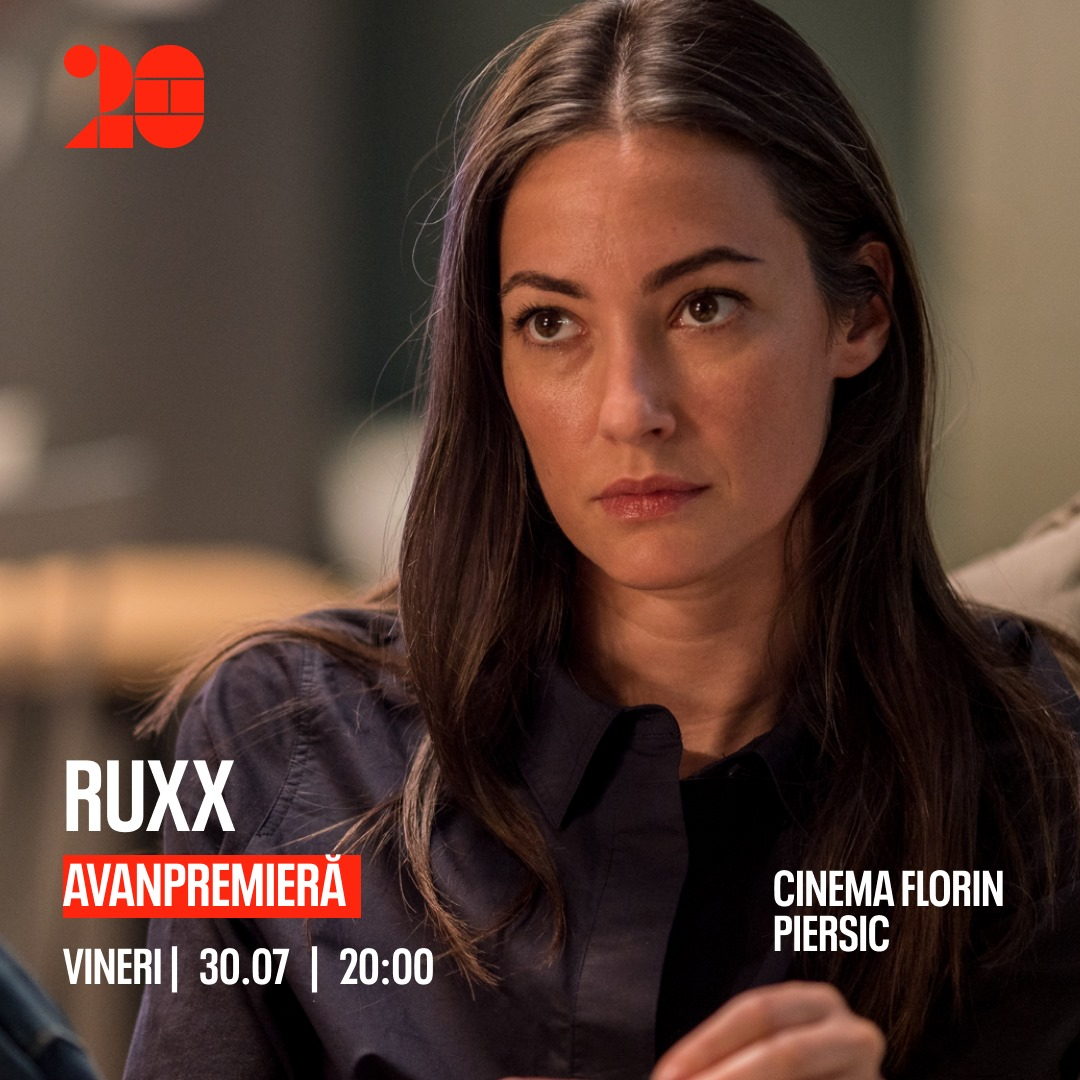 The first episode of RUXX, the new HBO series, launched at TIFF