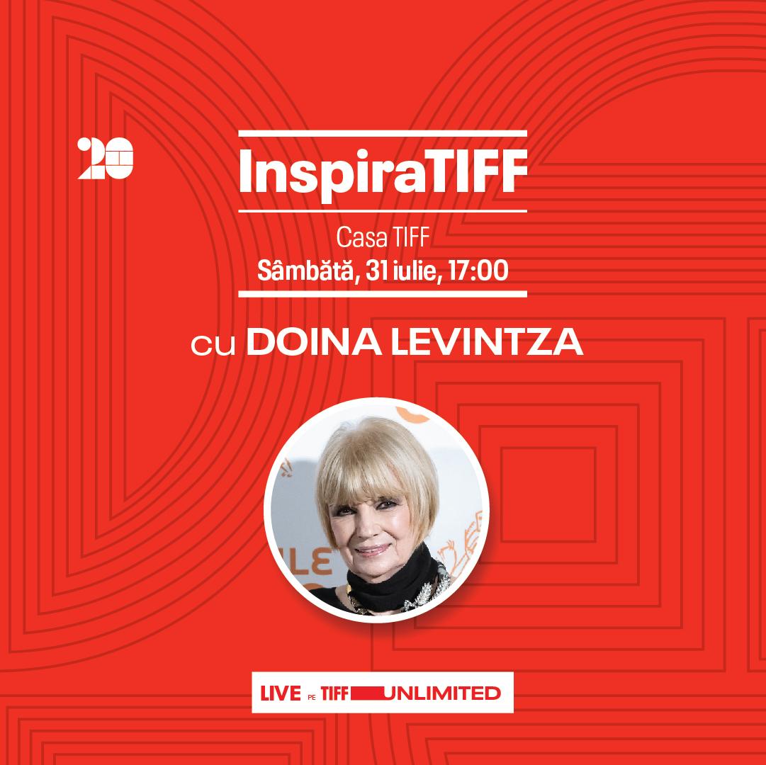 Saturday at InspiraTIFF – Doina Levintza