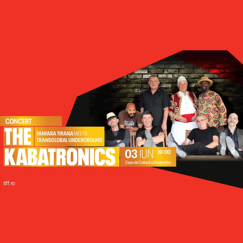 The Kabatronics: Fanfara Tirana meets TransGlobal Underground