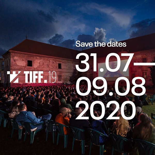 Transilvania IFF Returns! New 2020 Dates: July 31-August 9!