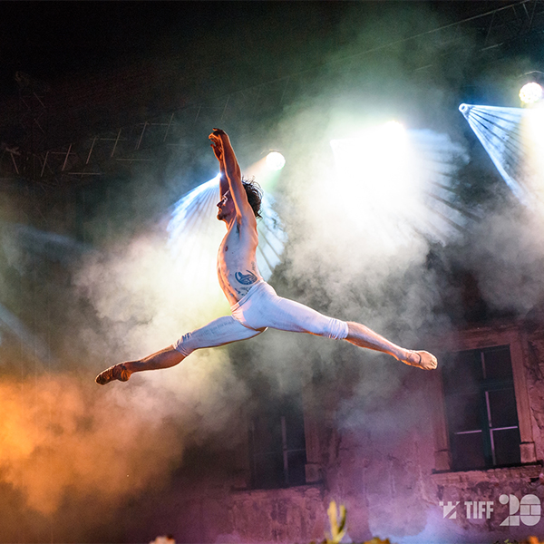 Friday at the Students Culture House: Dancer in the presence of Sergei Polunin