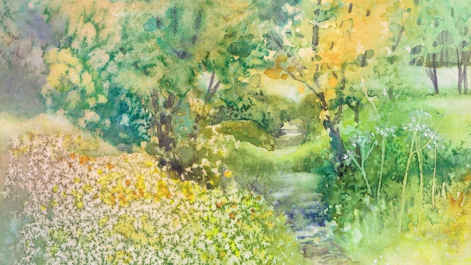 « La nature et l'homme » - Catherine Touzé