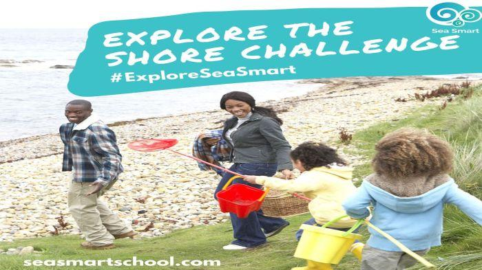 Explore the Shore Summer Challenge