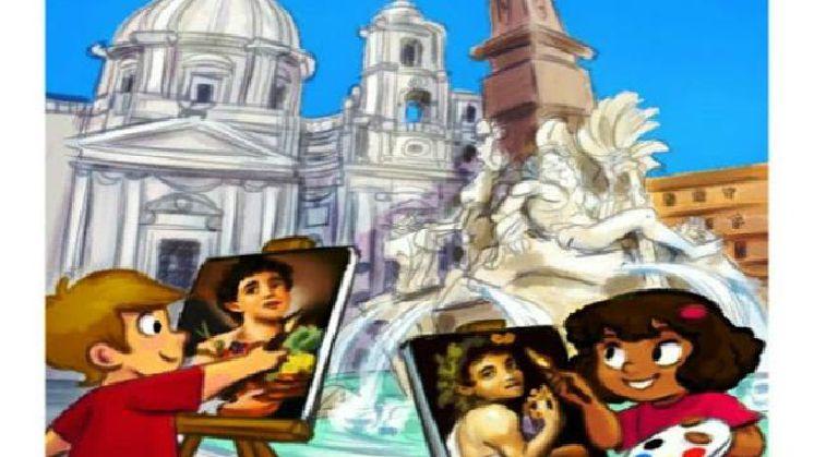 A tu per tu con Bernini, Borromini e Caravaggio sulle ali del Barocco - Visita guidata per bambini Roma