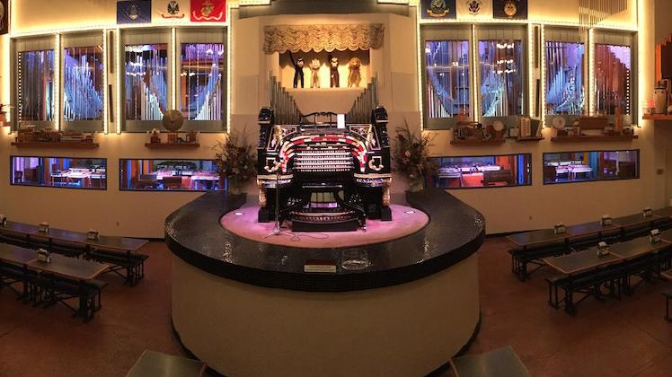 Organ Stop Pizza Meal Deals are back throughout October
