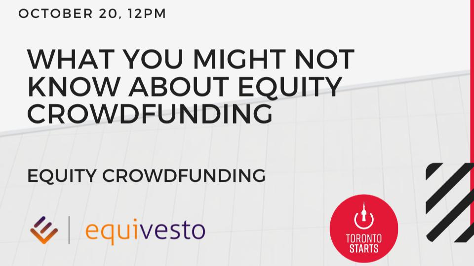 What You Might Not Know about Equity Crowdfunding