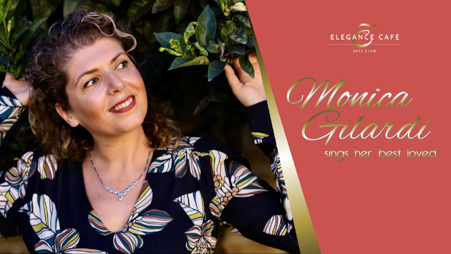 Monica Gilardi Sings Her Best Loved