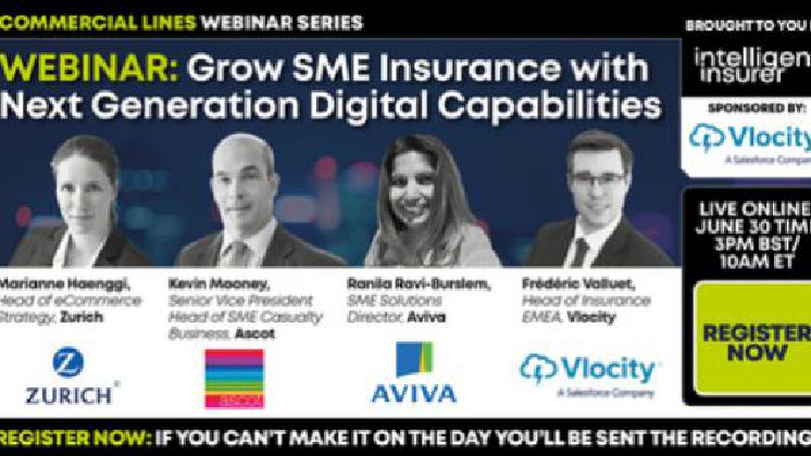 Grow SME Insurance with Next-Generation Digital Capabilities