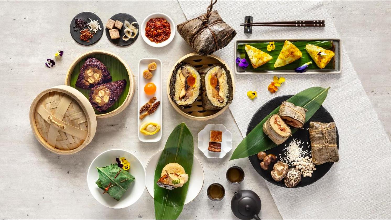 Celebrate Dragon Boat Festival with Resorts World Sentosa's Dumpling Feast