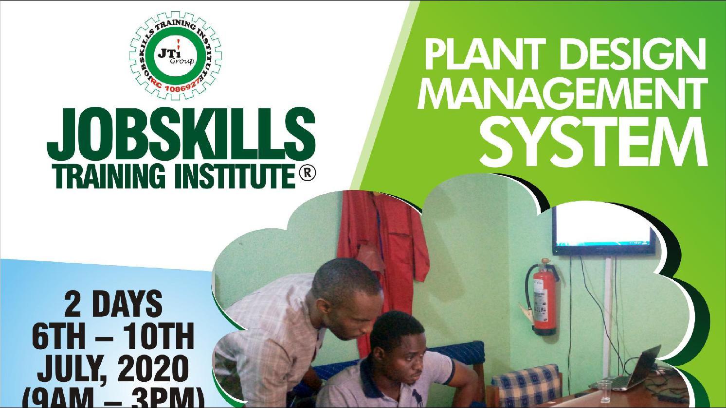 Plant Design Management System Training Pdms Designer 6 Jul 2020