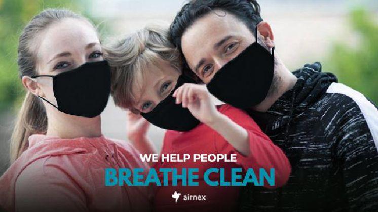 Airnex - Mask Up Sales Week
