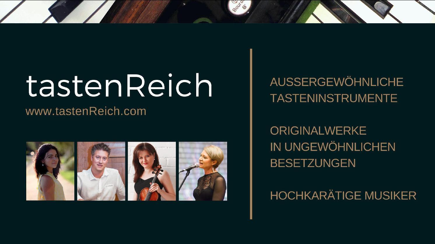 Jubiläumskonzert tastenReich bei Schiedmayer Celesta