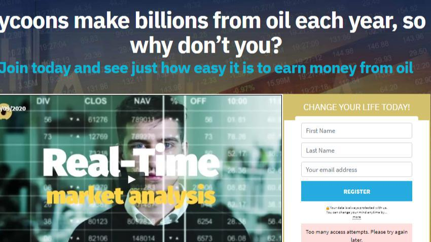 Oil Profit Advantage