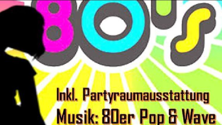 Sweet Dreams Hannover 80er Pop & Wave Event