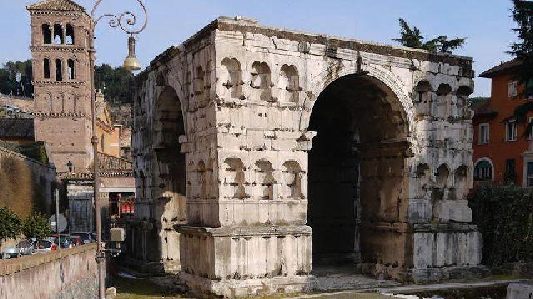 Visita Fotografica a premi: Gli Archi di Roma