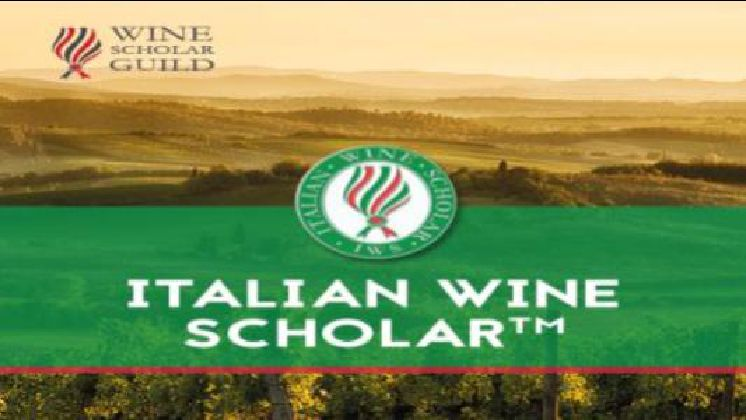 Italian Wine Scholar Unit 2: Central and Southern Italy [Sept 23 - Nov 18]
