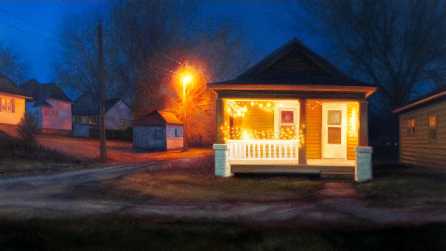 Sarah Williams: Twilight Towns