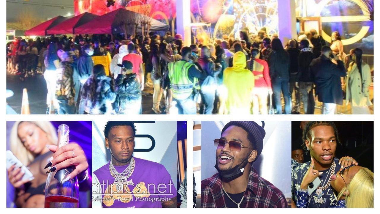 THIS FRIDAY! ELLEVEN 45 THE HOTTEST PARTY WITH RICH CELEBRITY FRIENDS! ATL