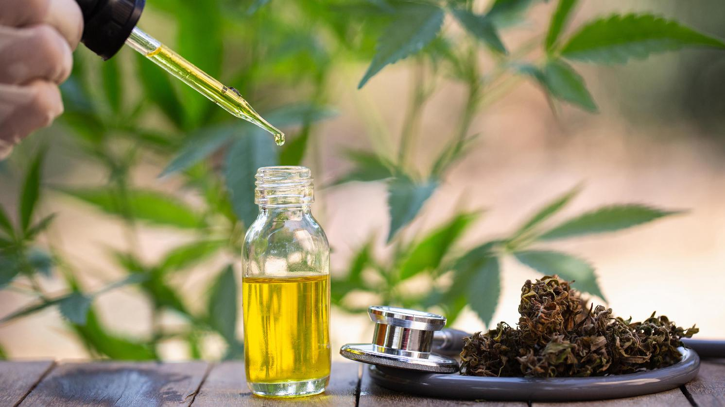 TD Jakes CBD Oil - Clinically Proven!