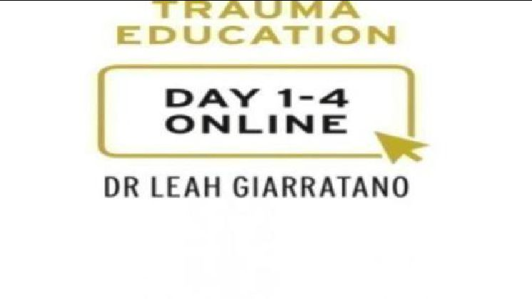 Trauma informed practice with Dr Leah Giarratano: international online on-demand CPD