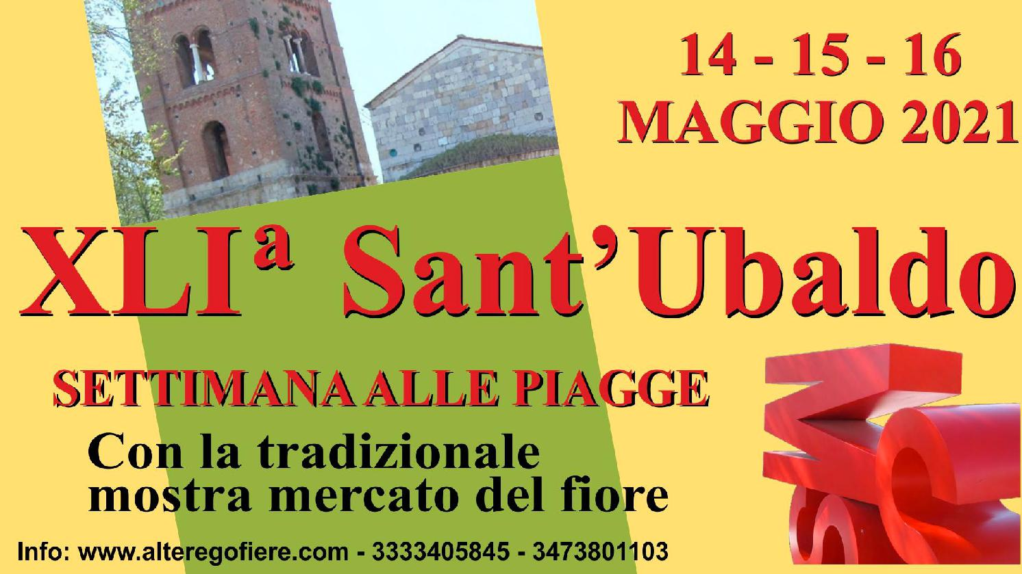Sant'Ubaldo Mostra mercato del Fiore