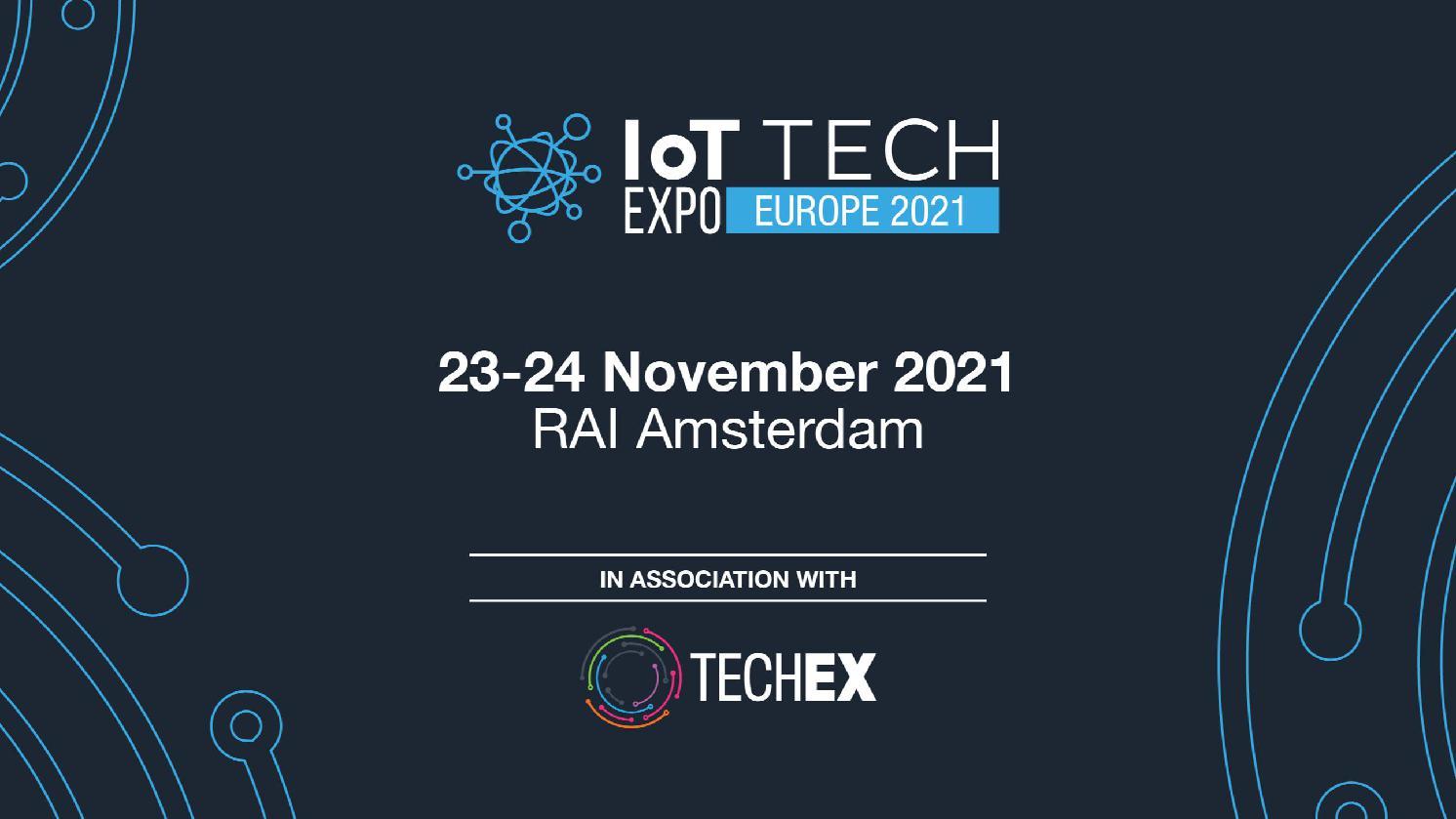 IoT Tech Expo Europe 2021