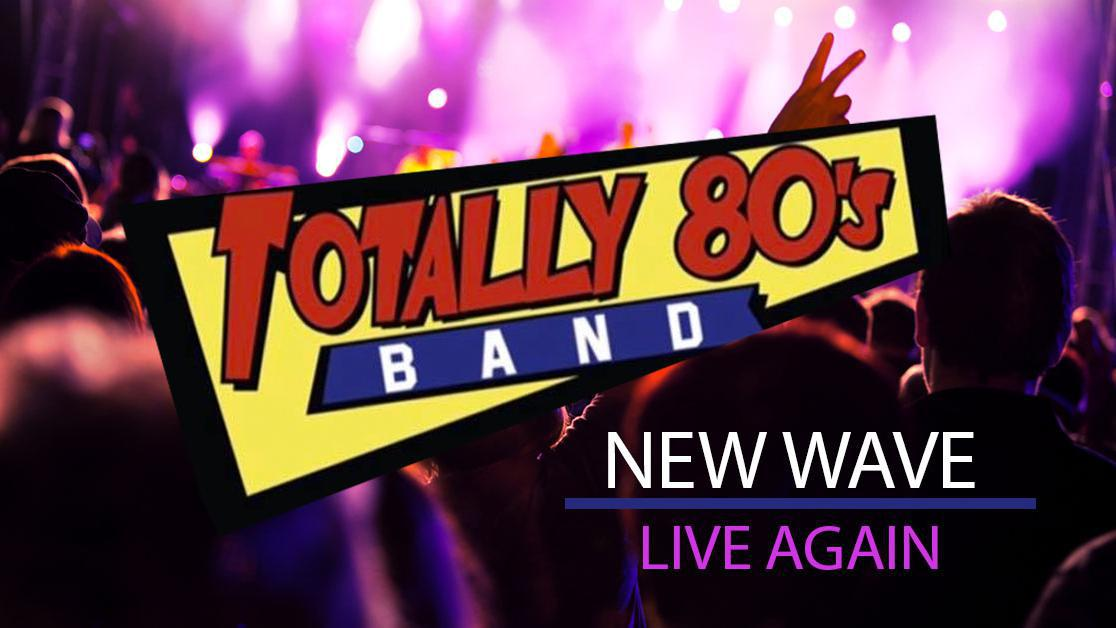 Totally 80s New Wave Tribute Band at Ebullition Brew Works Vista
