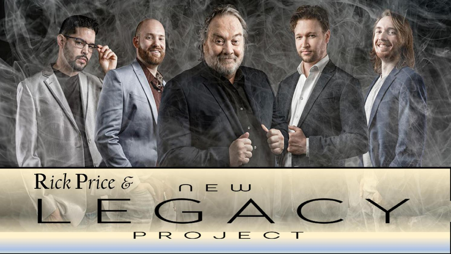 Live In Person Concert with Nashville-based New Legacy