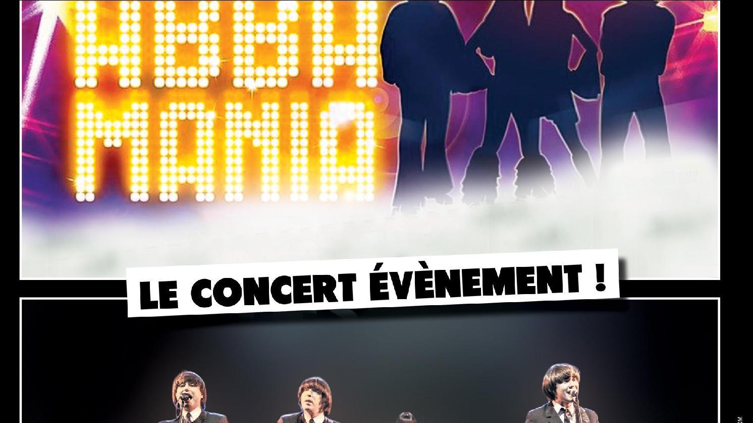 POP LEGENDS : Abba et The Beatles