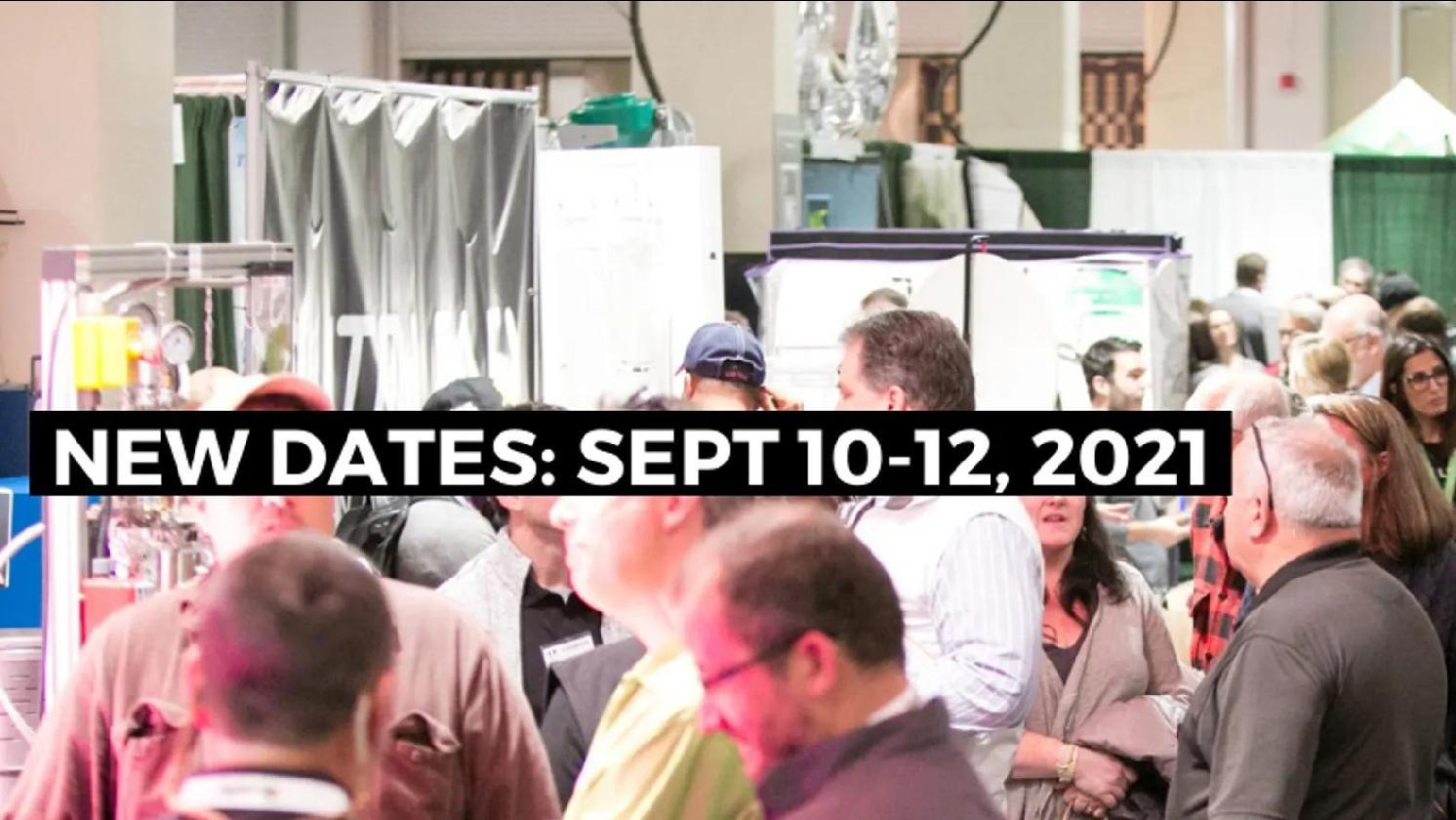 2021 New England Cann. Convention: Boston